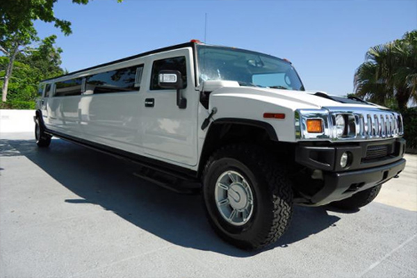 14 Person Hummer Nashville Limo Rental