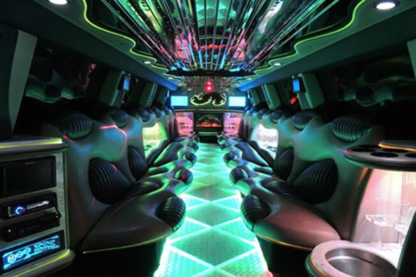 14 Person Hummer Limo Rental Nashville