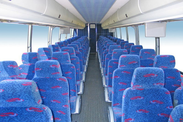 50 Person Charter Bus Rental Nashville