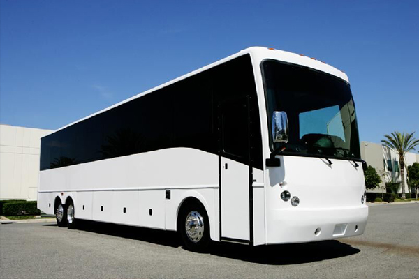 50 Person Charter Bus Service Nashville