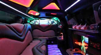 Chrysler 300 Limo Rental Johnson City