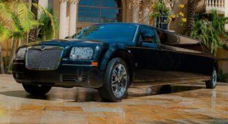 Chrysler 300 Limo Service Bartlett