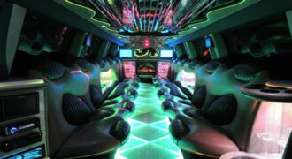 Hummer Limo Rental Knoxville